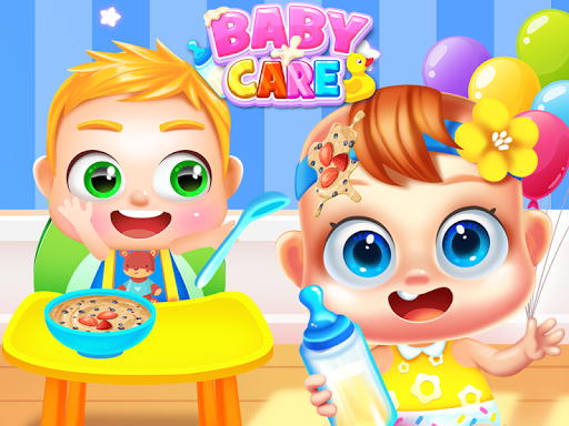 My Baby Care – Newborn Babysitter amp Baby Games 2.0 screenshots 1